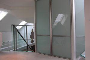 Glastüren Innentüren Schiebetüren Schweiz AVC