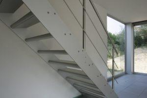 Metalltreppe Escalier Treppe Trepepnbau Designtreppe AVC Schweiz