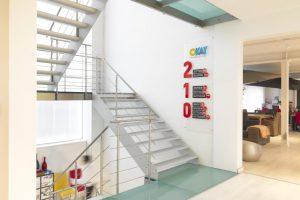 AVC Metalltreppe CONCORDE XL, AVC escalier en métal CONCORDE XL