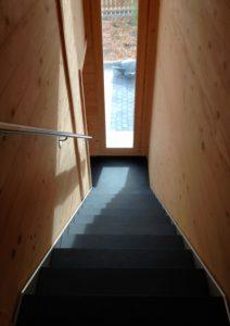 Escalier Treppe Treppenbau Natursteintreppe Metalltreppe Designtreppe AVC Schweiz