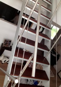 Treppen-Escaliers-Cameleon-Holz-Bois