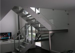 Metalltreppe Escalier Treppe Treppenbau Designtreppe AVC Schweiz
