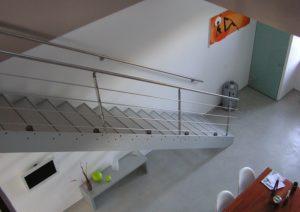 Escalier Treppe Treppenbau Metalltreppe Designtreppe AVC Schweiz