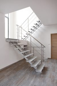 Sustainable Luxury Staircases