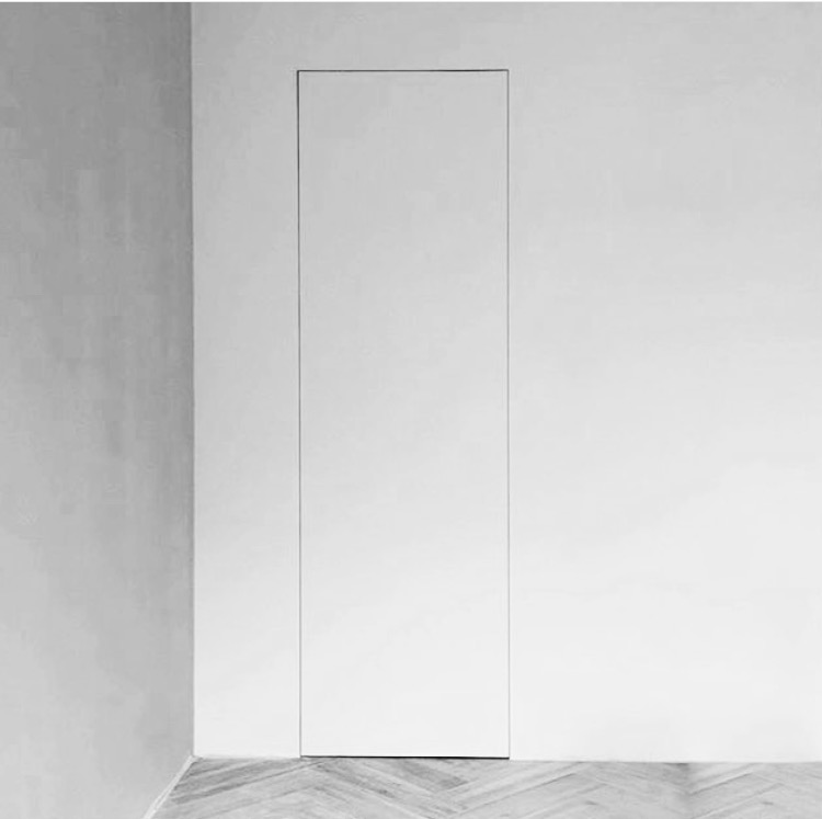 Frameless doors Insensation