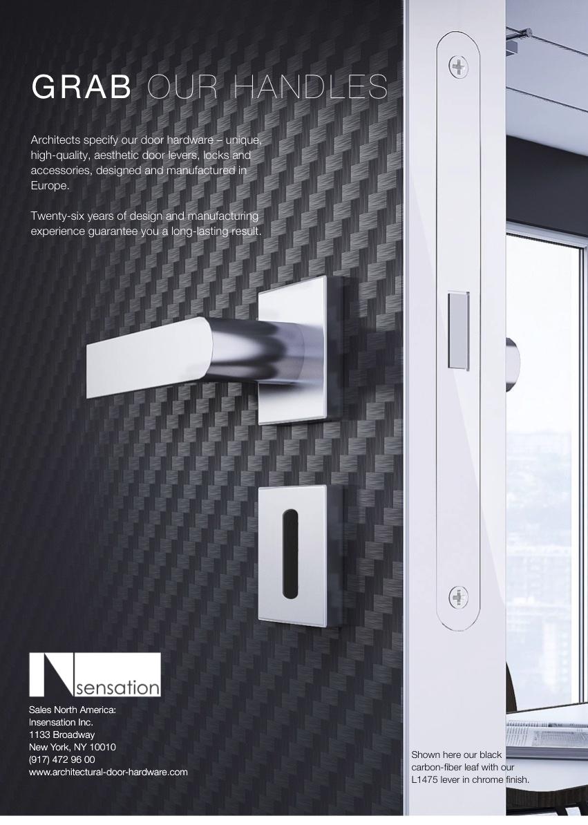 .architectural-door-hardware.com & GRAB OUR HANDLES! | Insensation® | New York | Denver | Basel