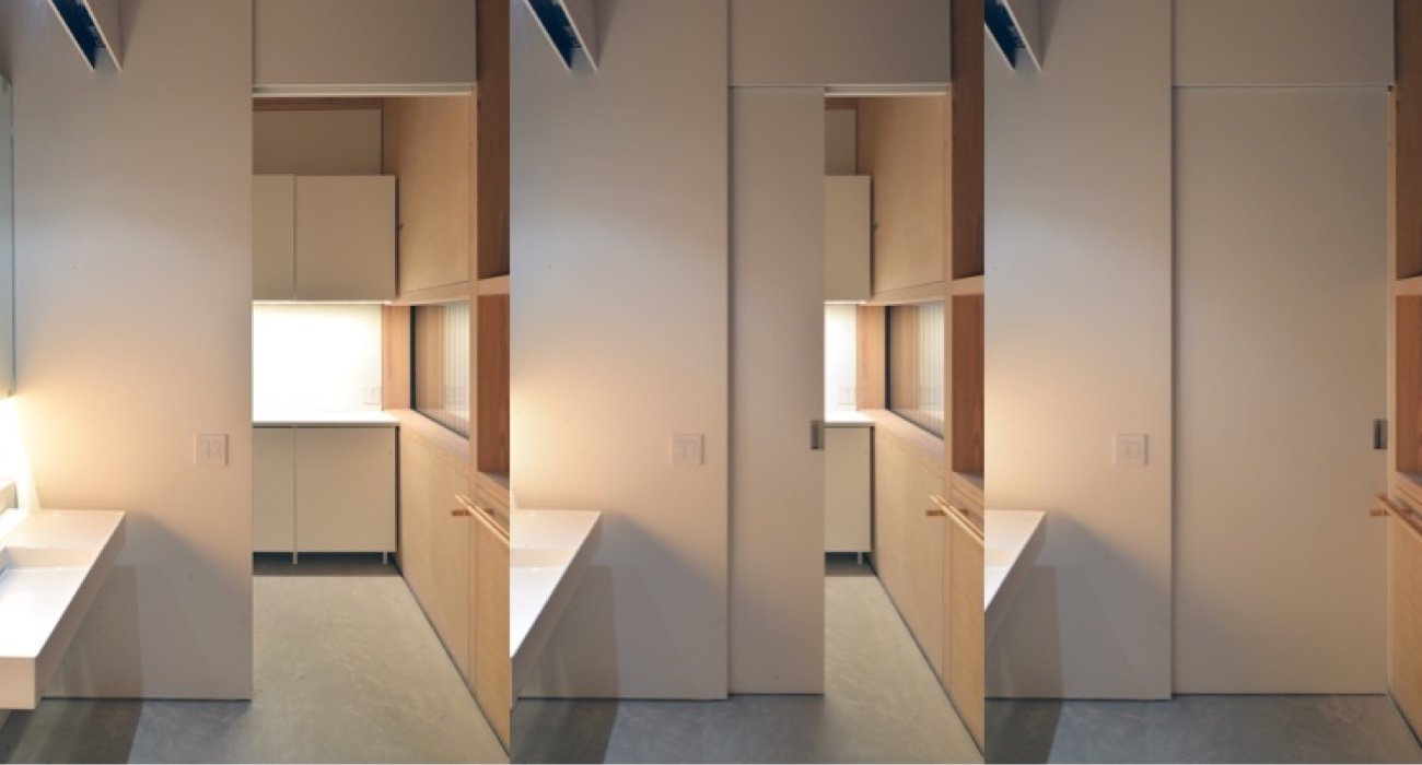 ONEPLANE™ FRAMELESS POCKET DOORS & INSENSATION® NEW YORK | oneplane® Frameless Doors | stairplane ...
