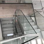 STAIRPLANE™ revolutionary staircase design | glass stairs | metal stairs | aluminum stairs | design stairs | glass railings | new york | los angeles | miami | switzerland