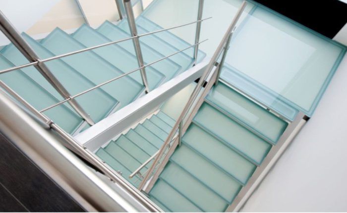 STAIRPLANE™ ALUMINUM STAIRCASES