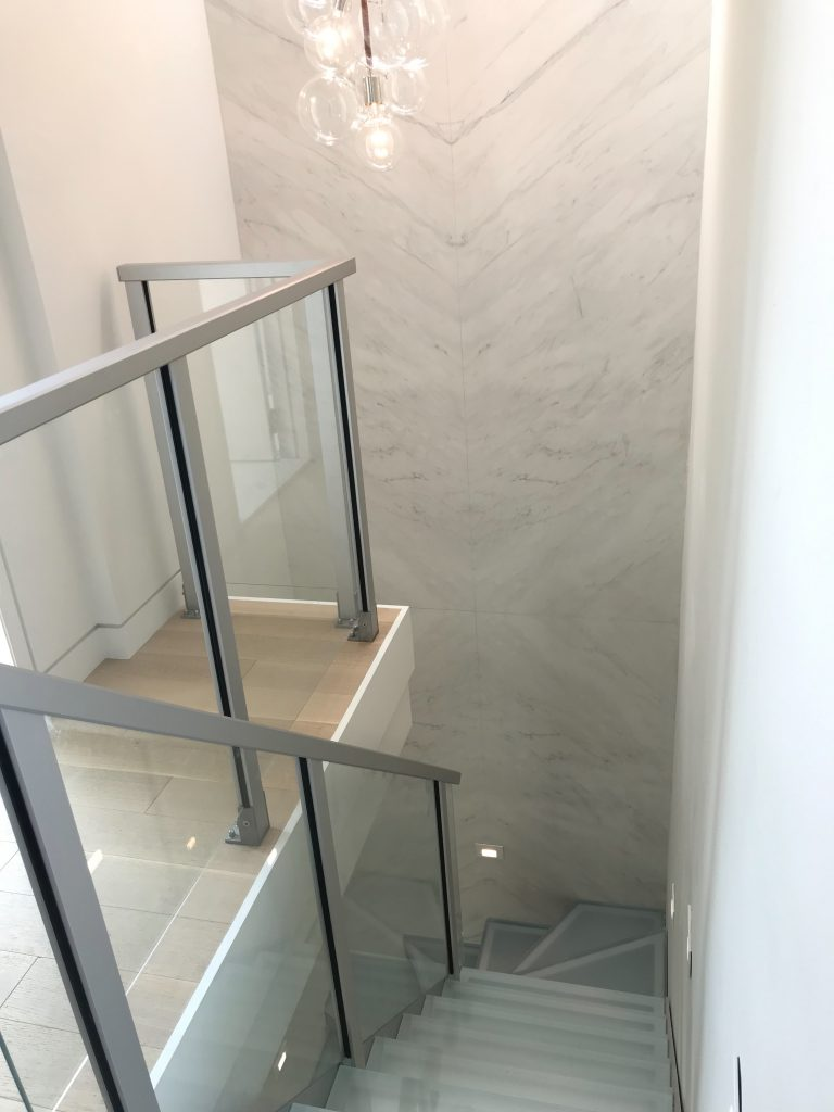 insensation frameless doors and staircases