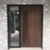 SECURE ENTRANCE DOORS