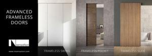 Frameless Door | Trimless Door | Minimalist Door | Filomuro Door | Doors | New York San Francisco | Los Angeles | Denver | Miami | Boston | Dallas | Seattle | Vancouver